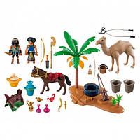 Игровые фигурки Playmobil Лагерь Расхитителей гробниц (5387 )