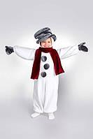 Карнавальний костюм для хлопчиків Сніговик 92р.