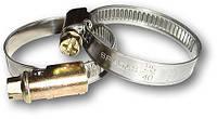 BSW2 10-19/7 Хомут червячный нержавеющий MICRO 10-19мм 100/200
