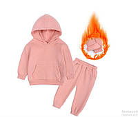 Дитячий модний спортивний костюм трехнить, фото 1