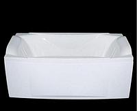 Ванна WGT Feeling Up комплектация Easy (врезной смеситель) 1800х1050