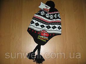 Детская шапка осень-зима Тачки Sun City р.