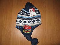 Детская шапка осень-зима Тачки Sun City р.52, 54