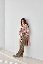 Модний вязаний кардиган «Зефирка» розмір 54/60, фото 2