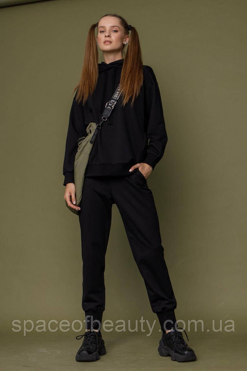 Спортивний костюм жіночий Stimma Дінго 8022 Xs Чорний