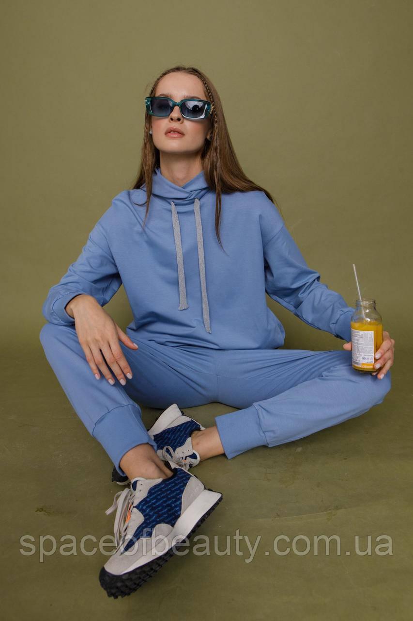 Спортивний костюм жіночий Stimma Дінго 8021 Xs Сизий