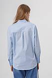 Жіноча сорочка Stimma Агура 8114 M Блакитний, фото 4