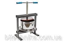 Пресс для сока ручной Вилен 10л (нержавеющая сталь)
