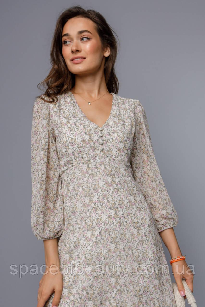 Женское платье Stimma Зария 8128 Xs Ванильно-Розовый