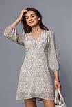 Женское платье Stimma Зария 8128 Xs Ванильно-Розовый, фото 2