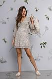 Женское платье Stimma Зария 8128 Xs Ванильно-Розовый, фото 4