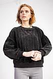 Женский свитшот Stimma Тирэна 6365 S Черный, фото 4