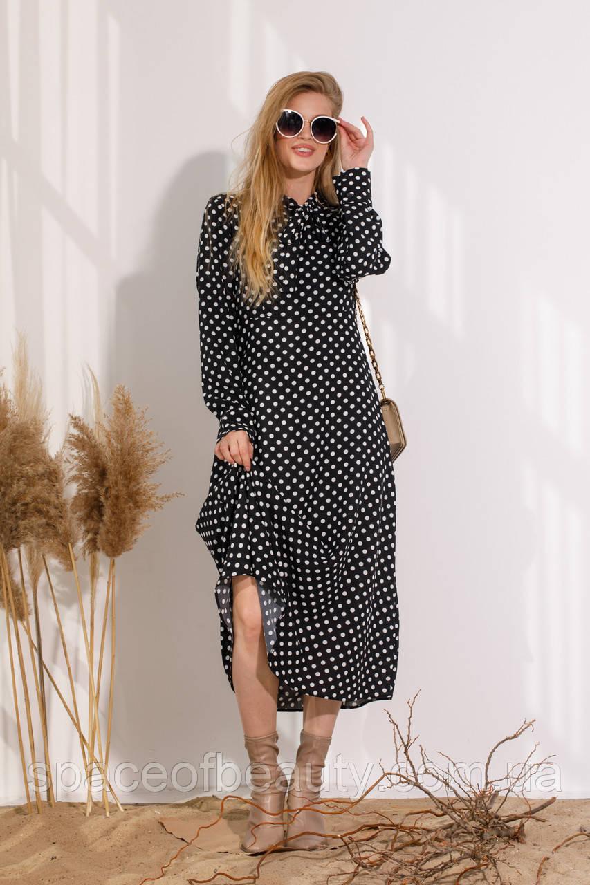 Женское платье Stimma Лакея 8266 Xs Черный