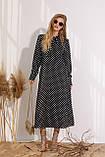 Женское платье Stimma Лакея 8266 Xs Черный, фото 4