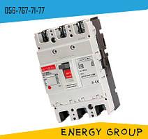 Силовой автоматический выключатель 250S, 3p, 125А