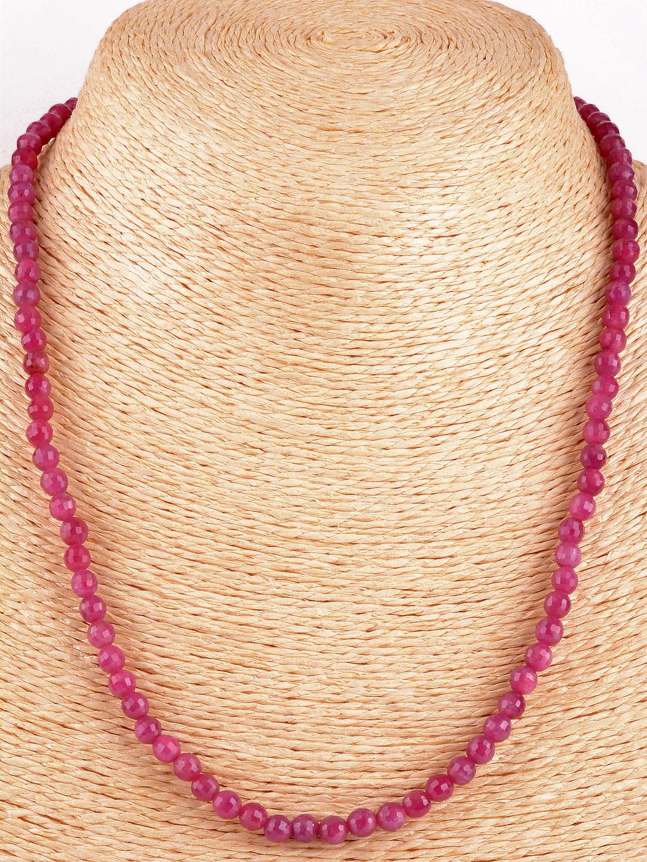 Драгоценное рубиновое ожерелье