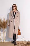 Женское пальто Stimma Деливер 8169 L Бежевый, фото 2
