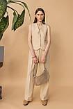 Жіночий костюм Stimma Сорано 7197 М Пісочний, фото 2