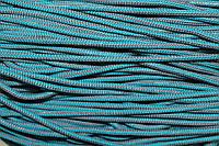 Шнур 5мм с наполнителем (200м) мор. волна + серый