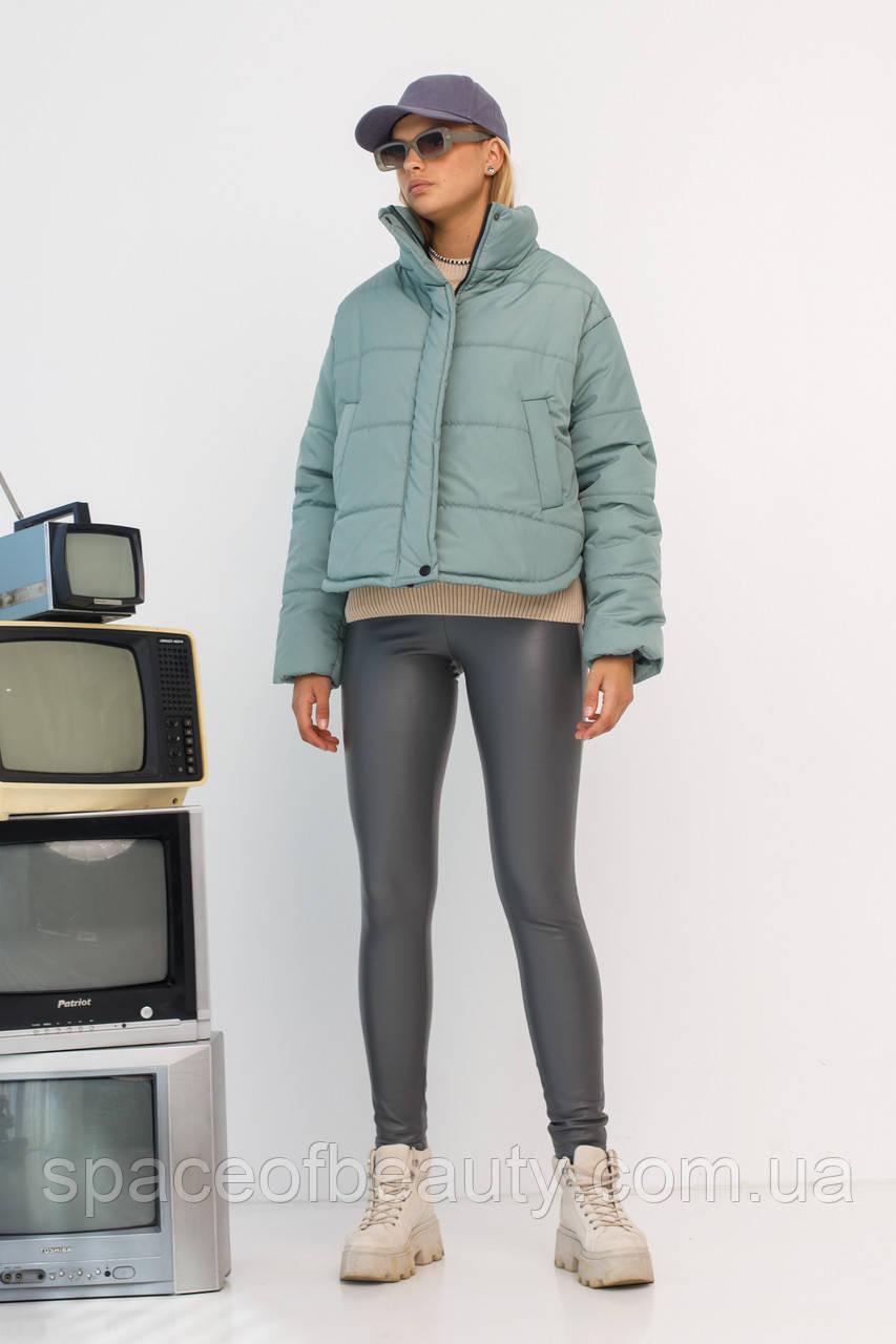 Жіноча куртка Stimma Ситела 8336 Xs Фісташка
