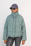 Жіноча куртка Stimma Ситела 8336 Xs Фісташка, фото 2