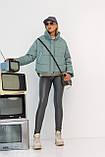 Жіноча куртка Stimma Ситела 8336 Xs Фісташка, фото 4