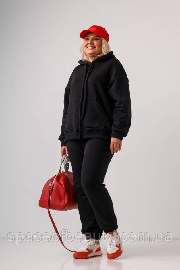 Женский спортивный костюм Stimma Баден 8345 Xxl Черный