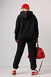 Женский спортивный костюм Stimma Баден 8345 Xxl Черный, фото 2