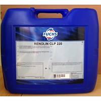 Редукторное масло FUCHS RENOLIN CLP 220 (20л.) для промышленных зубчатых передач