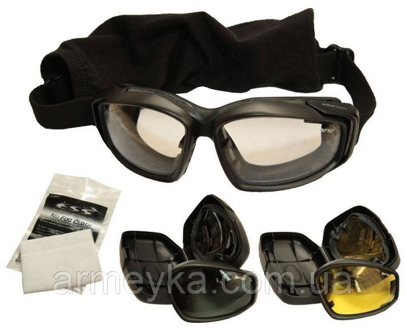 Баллистические противоосколочные очки ESS V12. НОВЫЕ. Оригинал