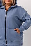 Спортивний костюм жіночий Stimma Бетл 8349 Xxl Сизий, фото 2