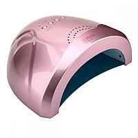 UV LED Лапма гібрид SUNone 48W/колір - rose gold. Орігнал, з гарантією - 12 міс.