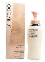 SHISEIDO Shiseido Benefiance Creamy Cleansing Emulsion Эмульсия для лица очищающая для чувствительной, сухой и очень сухой кожи