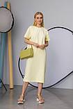 Женское платье Stimma Лолис 7595 Xs Желтый, фото 2