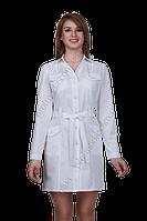 Халат медицинский женский САФАРИ габардин, фото 1