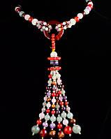 Ожерелье самоцветы