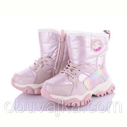 Зимняя обувь Детские дутики 2022 от фирмы  Alemy Kids (27-32), фото 2