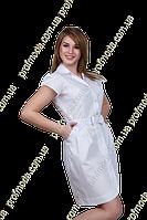 Халат медицинский женский СОФИ рубашечная, фото 1