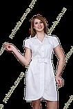 Халат медичний жіночий СОФІ сорочкова, фото 2