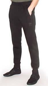Спортивні штани чоловічі утеплені манжет S,M,L,XL,2XL,3XL