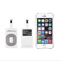 Qi-адаптер для iPhone5/6 для беспроводной зарядки *1348