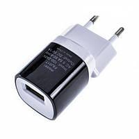 Зарядное устройство HISOONNON HST018   1USB 2.1A for IPHONE 5/6  *1372