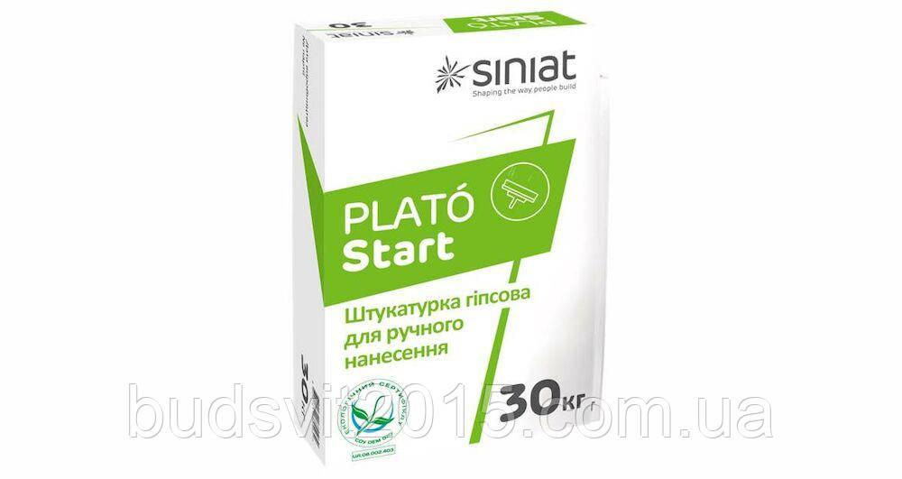 Стартова гіпсова штукатурка PLATO Start