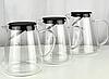 Чайник-заварник Edenberg EB-19041 550 мл термостойкое стекло до 500 град. | заварочный чайник Эдерберг, фото 4