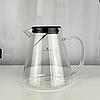 Чайник-заварник Edenberg EB-19044 1300 мл термостойкое стекло до 500 град. | заварочный чайник Эдерберг, фото 3