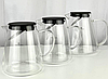 Чайник-заварник Edenberg EB-19044 1300 мл термостойкое стекло до 500 град. | заварочный чайник Эдерберг, фото 4