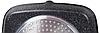Сковорода гриль Edenberg EB-3311 квадратная с мраморным покрытием 24 см, фото 4
