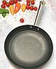 Сковорода Edenberg EB-3332 чавунна антипригарне рифлене покриття 24 см, фото 2