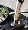 Сковорода Edenberg EB-3332 чавунна антипригарне рифлене покриття 24 см, фото 5