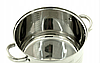 Набір каструль Edenberg EB-3707 8 предметів каструлі ківш з нержавіючої сталі, фото 3